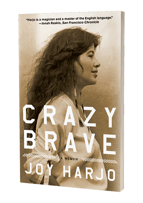 Crazy Brave by Joy Harjo