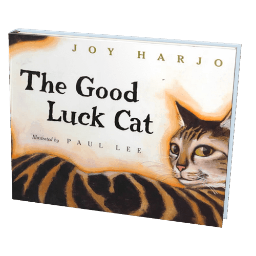 The Good Luck Cat by Joy Harjo