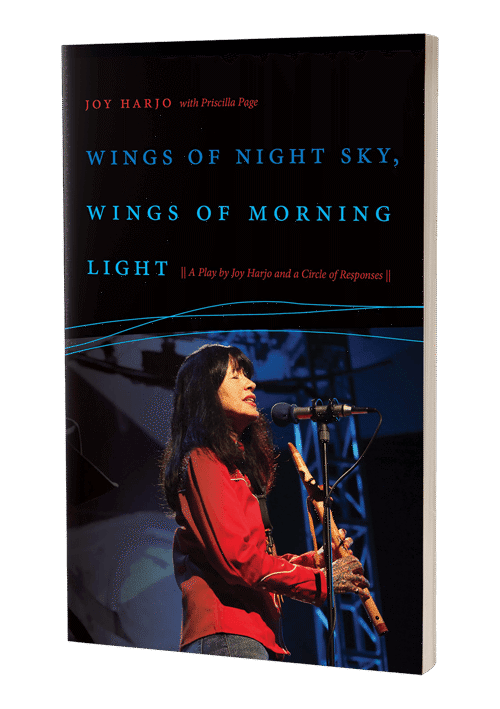 Wings of night sky wings of morning light pb
