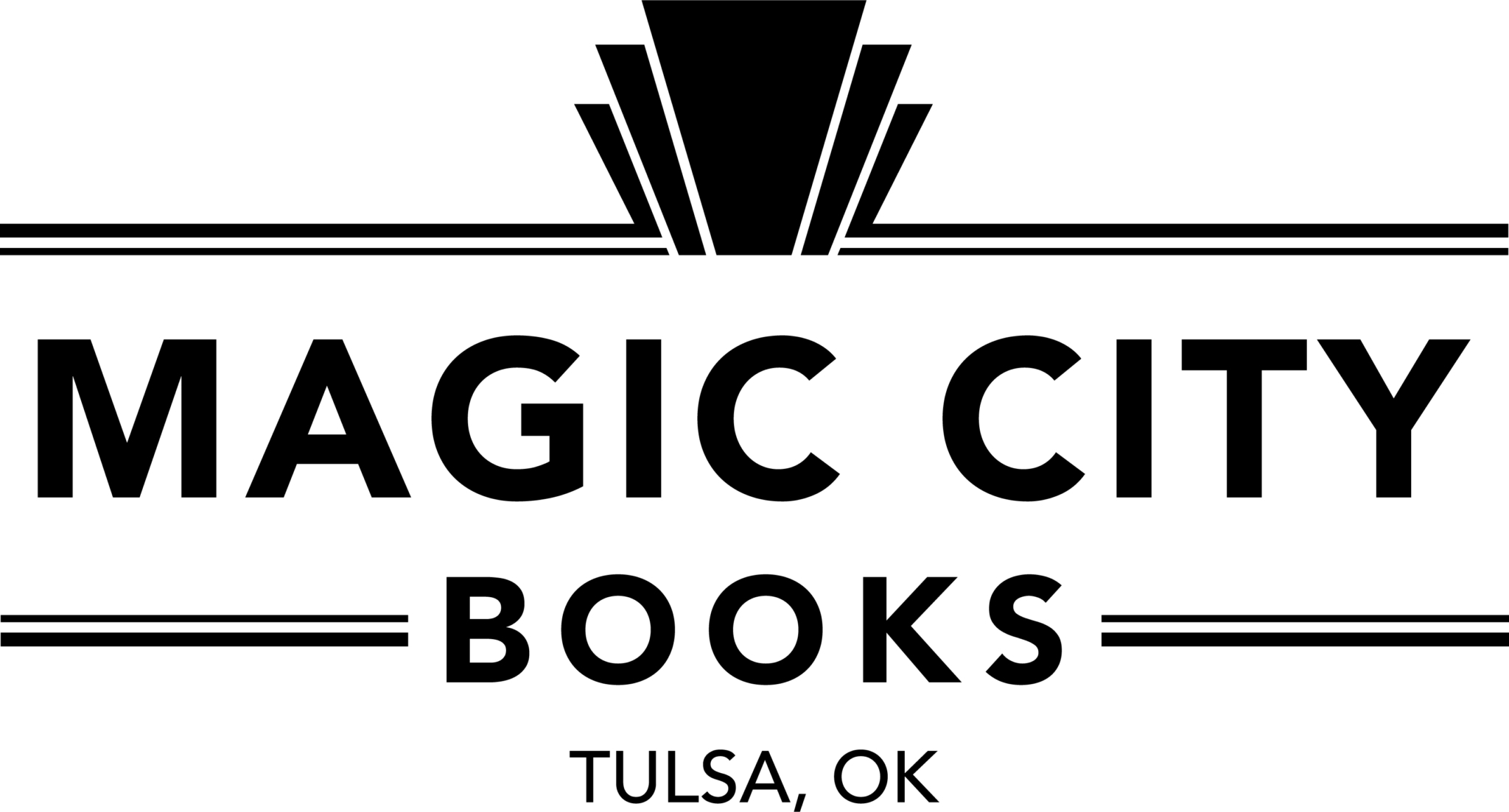 Magic City Books Tulsa